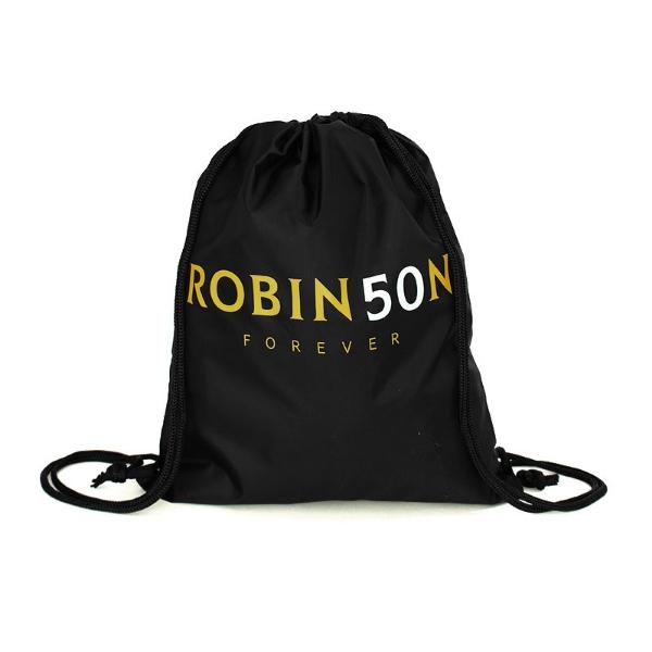 Bild von ROBINSON Turnbeutel schwarz (ROBIN50N Forever Kollektion)