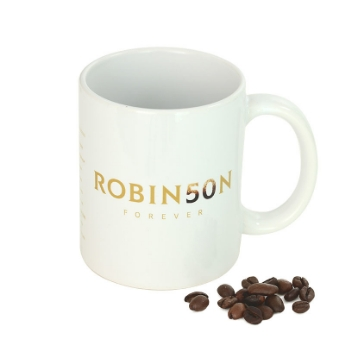 Picture of ROBINSON mug (ROBIN50N Forever Collection)